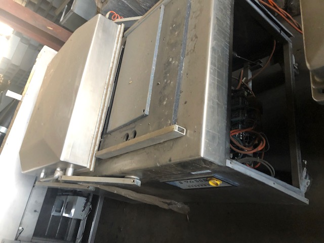 Double Chamber Cryovac SL45 Vacuum Packer + Vac pump Image
